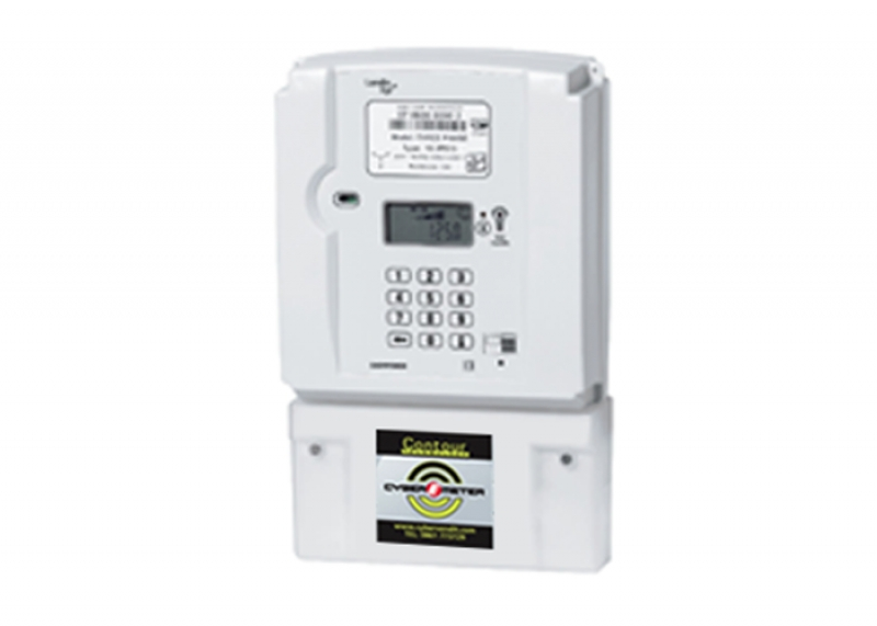 Three Phase Cyber E-Meter
